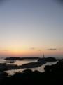 ゆうひパーク浜田からの夕景_5