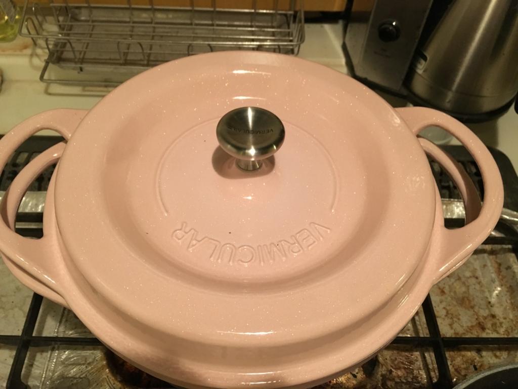 無水鍋バーミキュラ