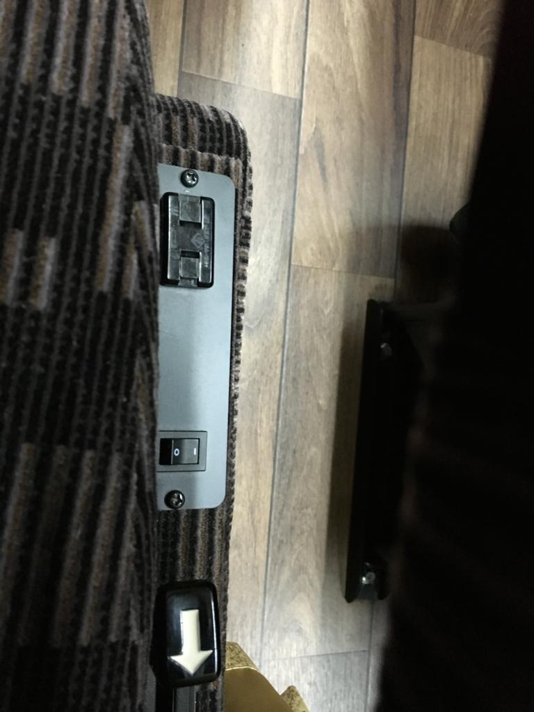 株式会社中国バス メープルハーバー 椅子装備