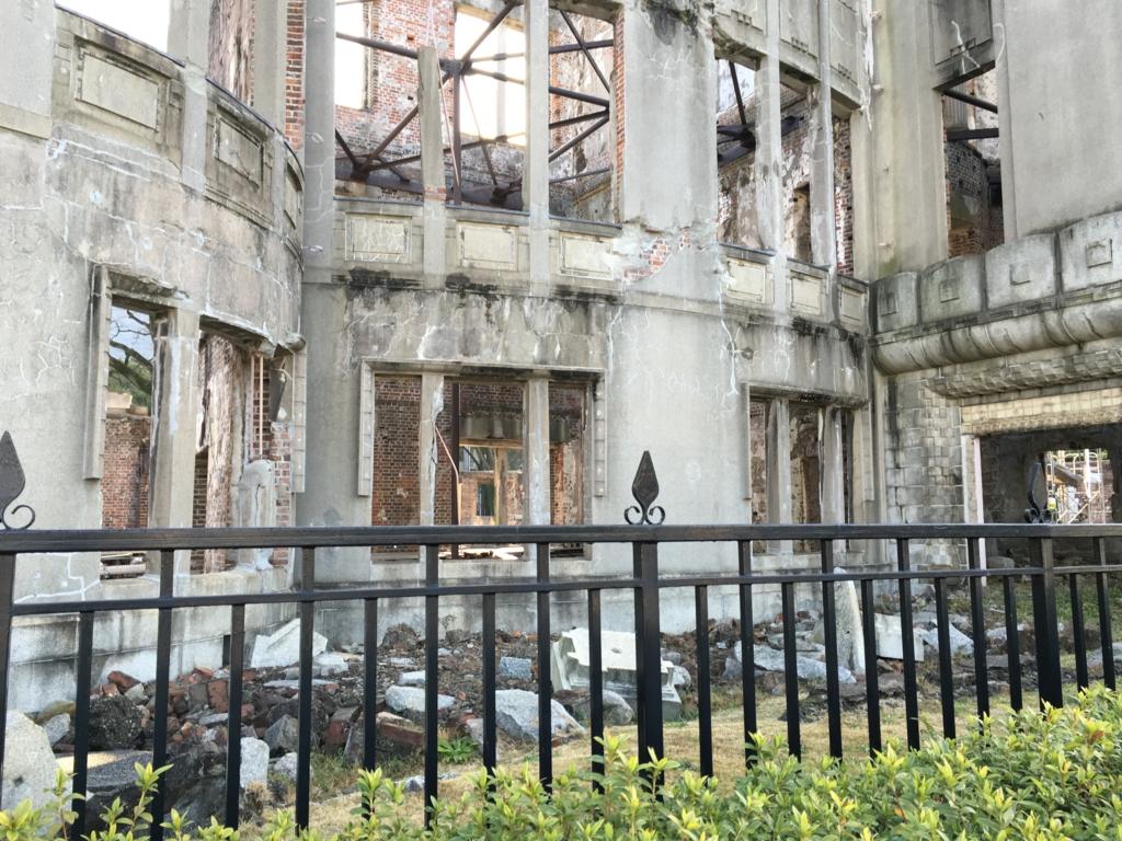 原爆ドーム 建物