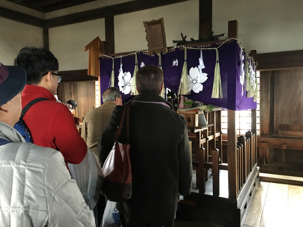 姫路城 天守閣 神社