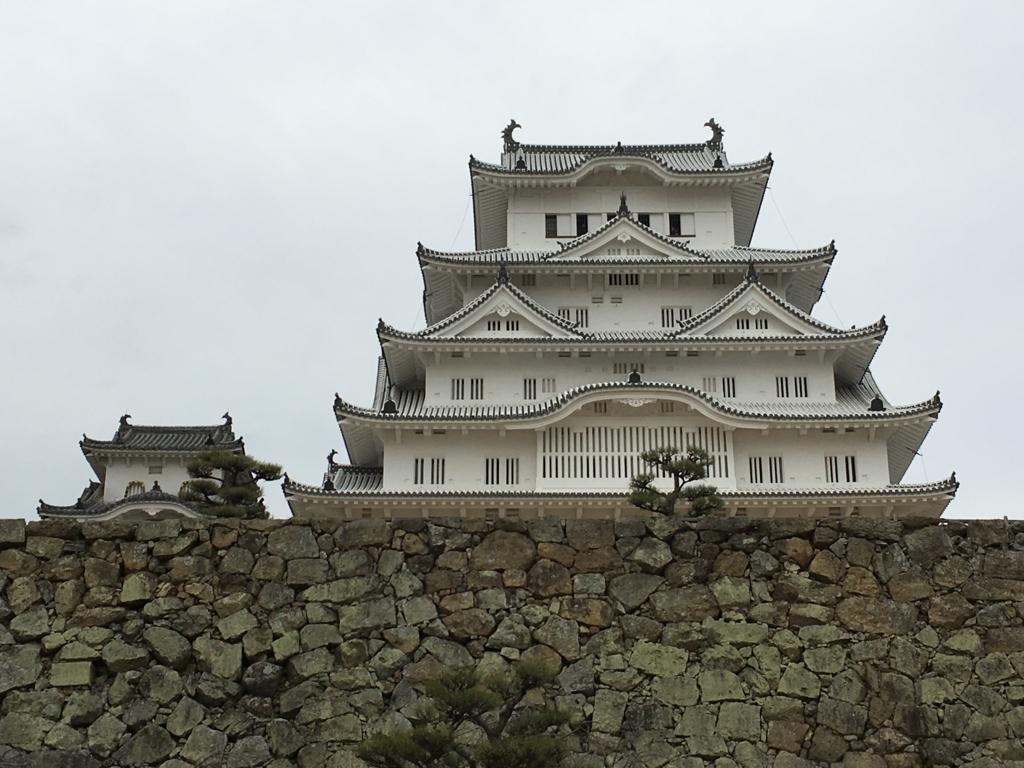 姫路城 城外へ