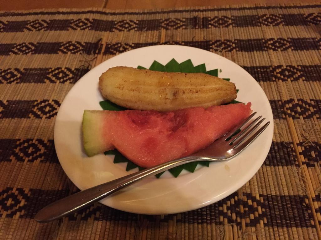 ミャンマー ヤンゴン Padonmar デザート