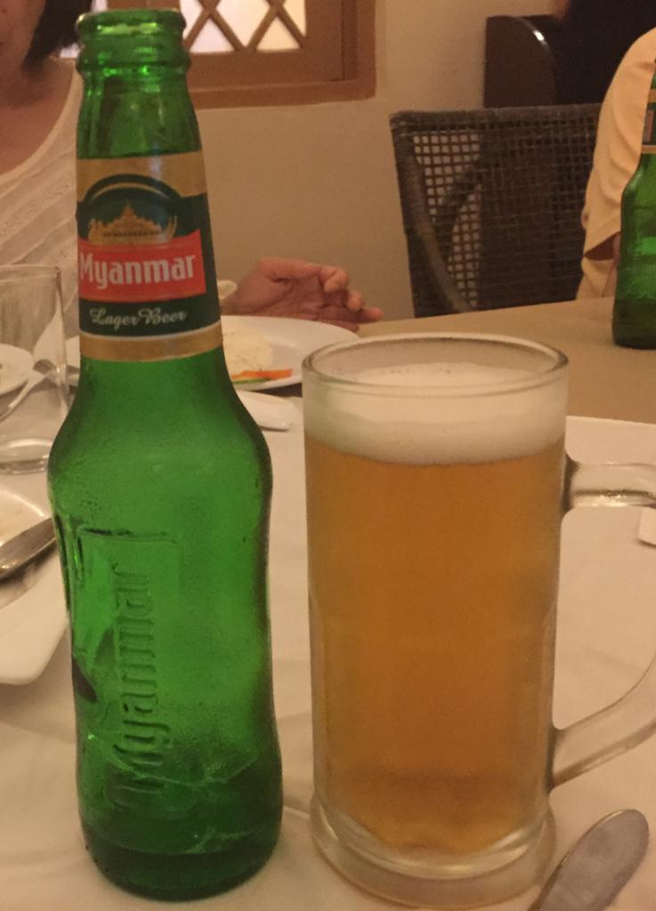 ミャンマー ビール