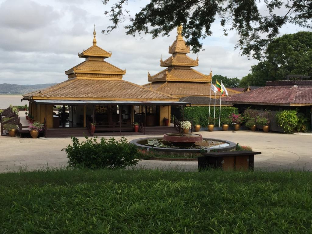 ミャンマー バガン ティリビセヤ・サンクチュアリー・リゾート ホテル