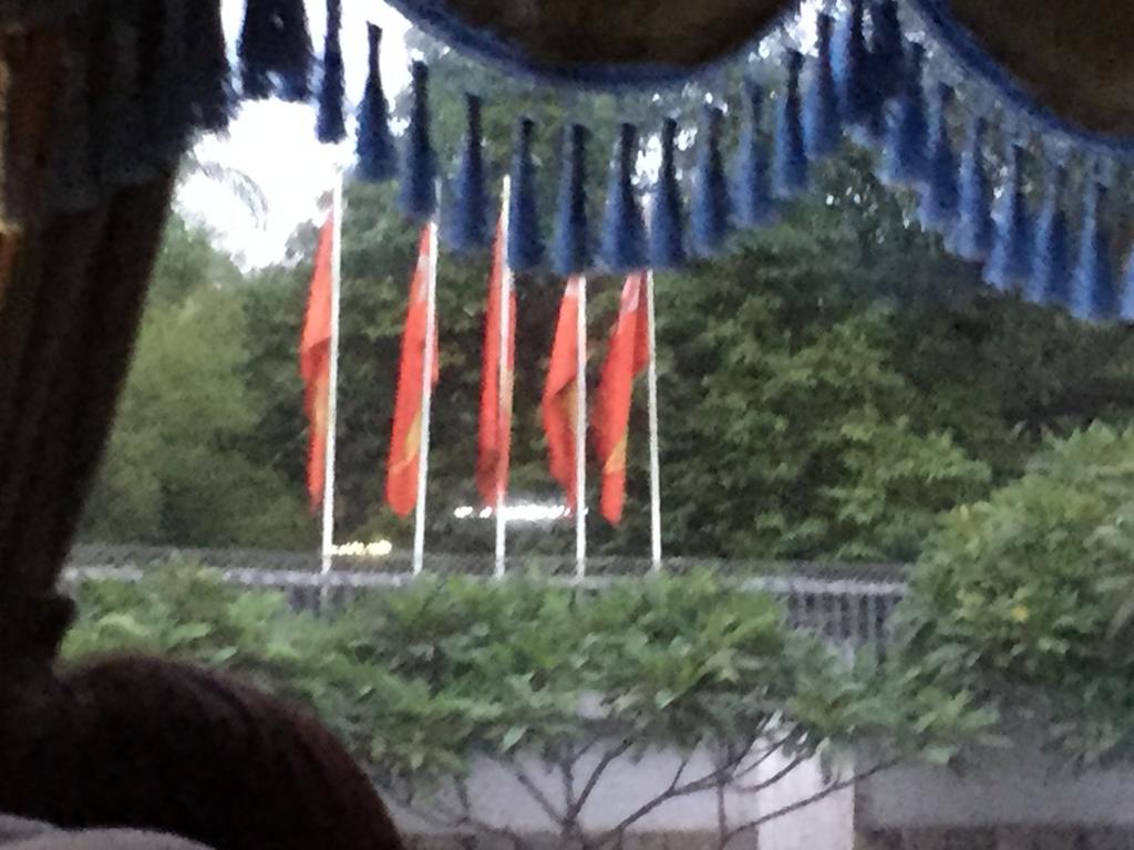 ミャンマー アウンサンスーチーさんの家