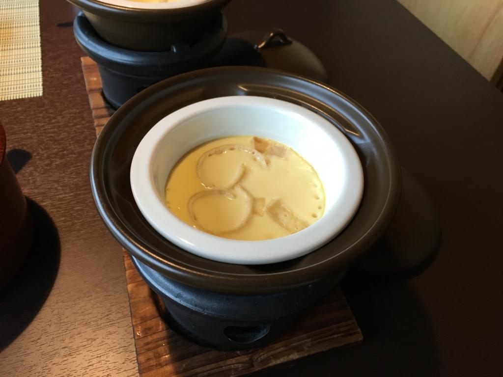 シーサイドリゾート ゆうみ 朝食 茶碗蒸し