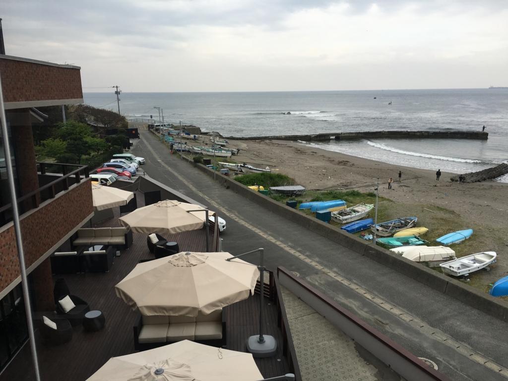 ビーチサイドリゾート ゆうみ 海