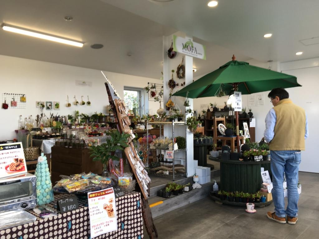 千葉県 鋸南町 道の駅「保田小学校」お花屋さん