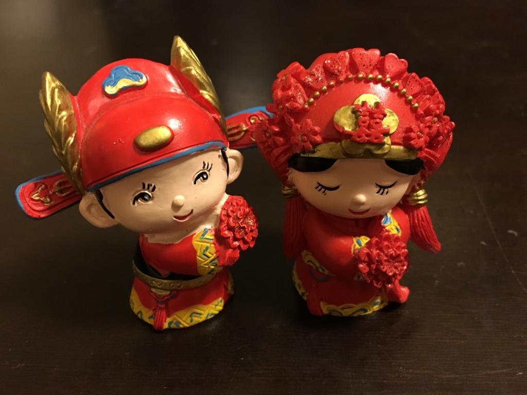 横浜中華街 おみやげ 人形