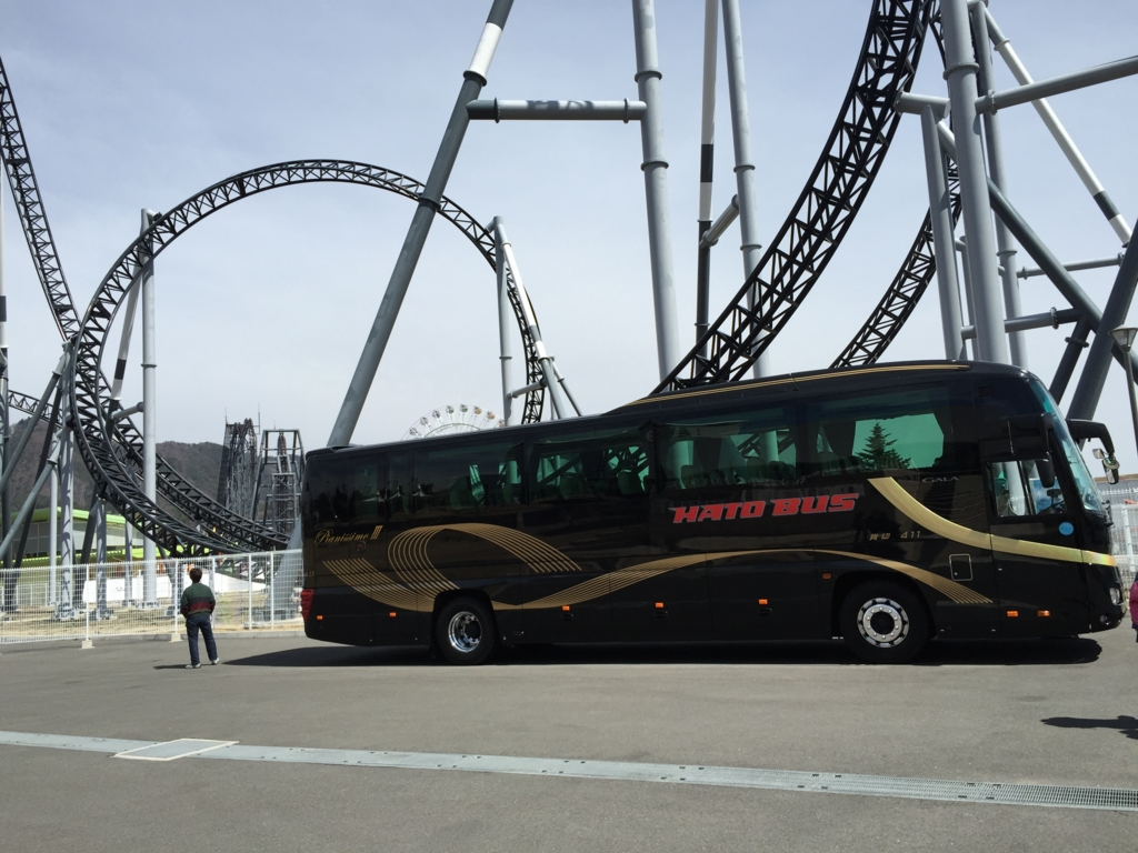 はとバス「ピアニシモⅢ」外観