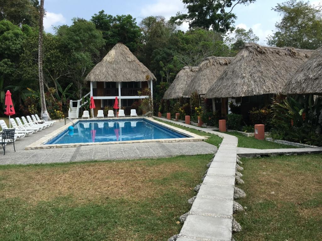 グアテマラ ティカル国立公園 TIKAL INN