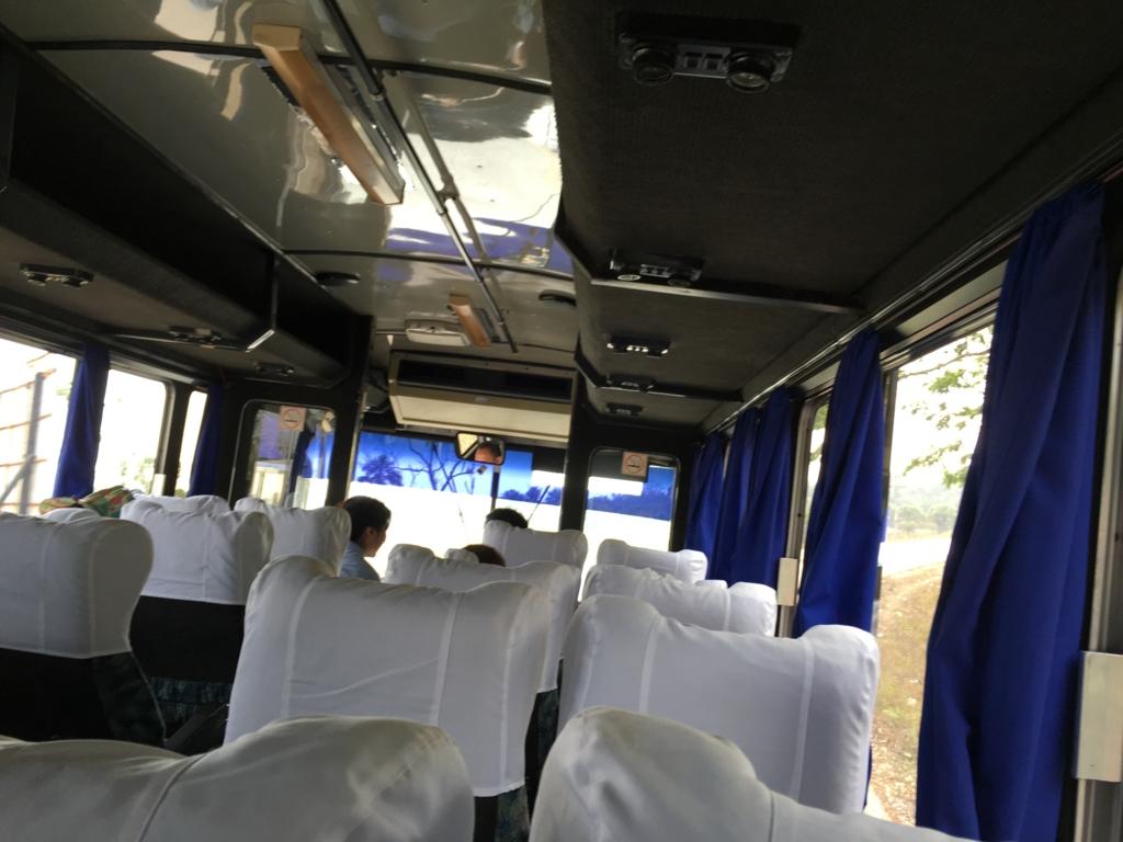 ベリーズ・グアテマラ旅行 グアテマラでの観光バス