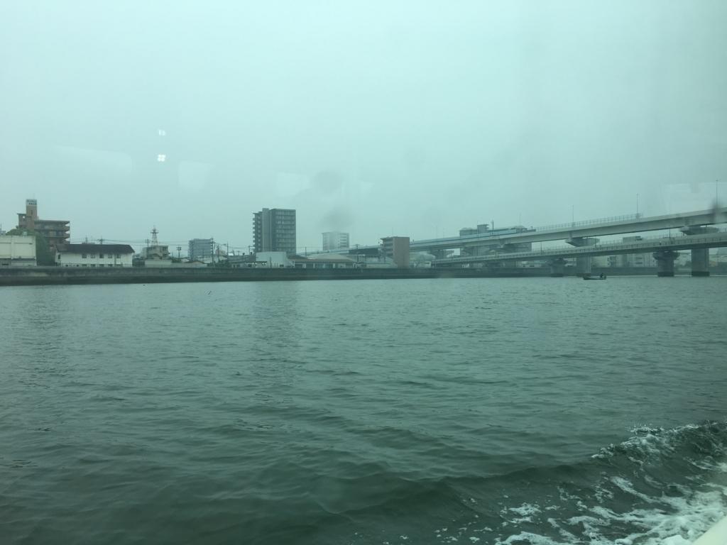 アクアネット広島 ひろしま世界遺産航路 高速船 川運航中