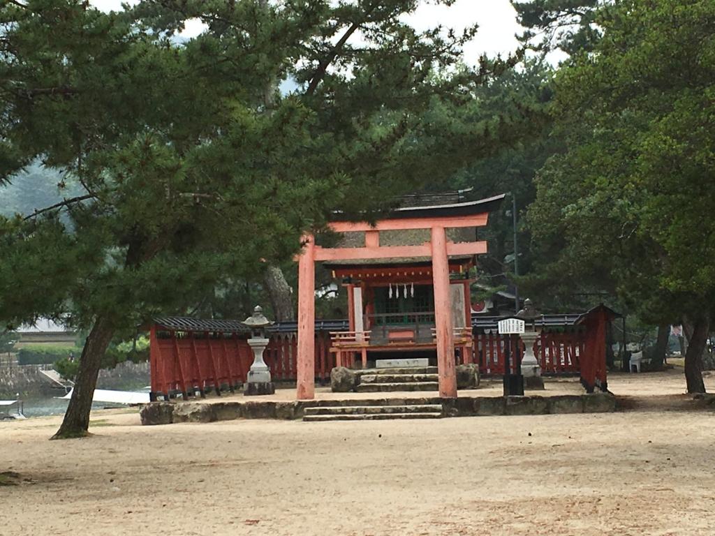 厳島神社 清盛神社