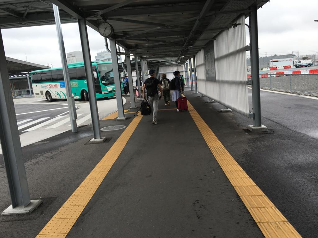 成田空港 第3ターミナル バス乗り場