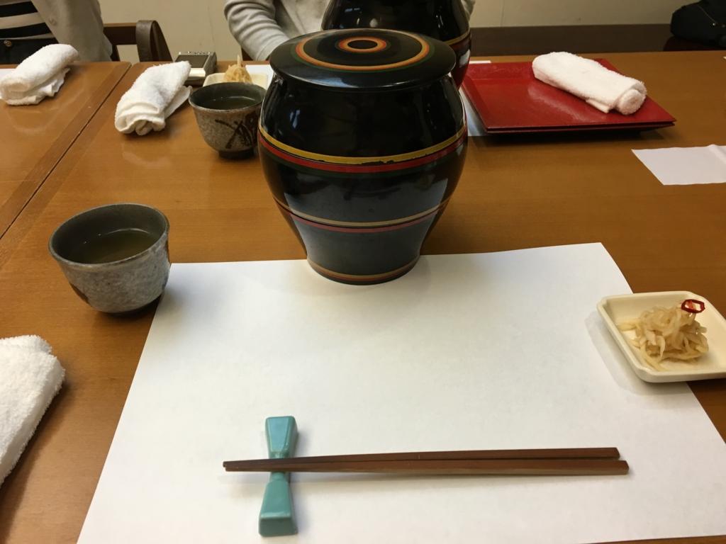 宇都宮 月山 茶壺弁当 器