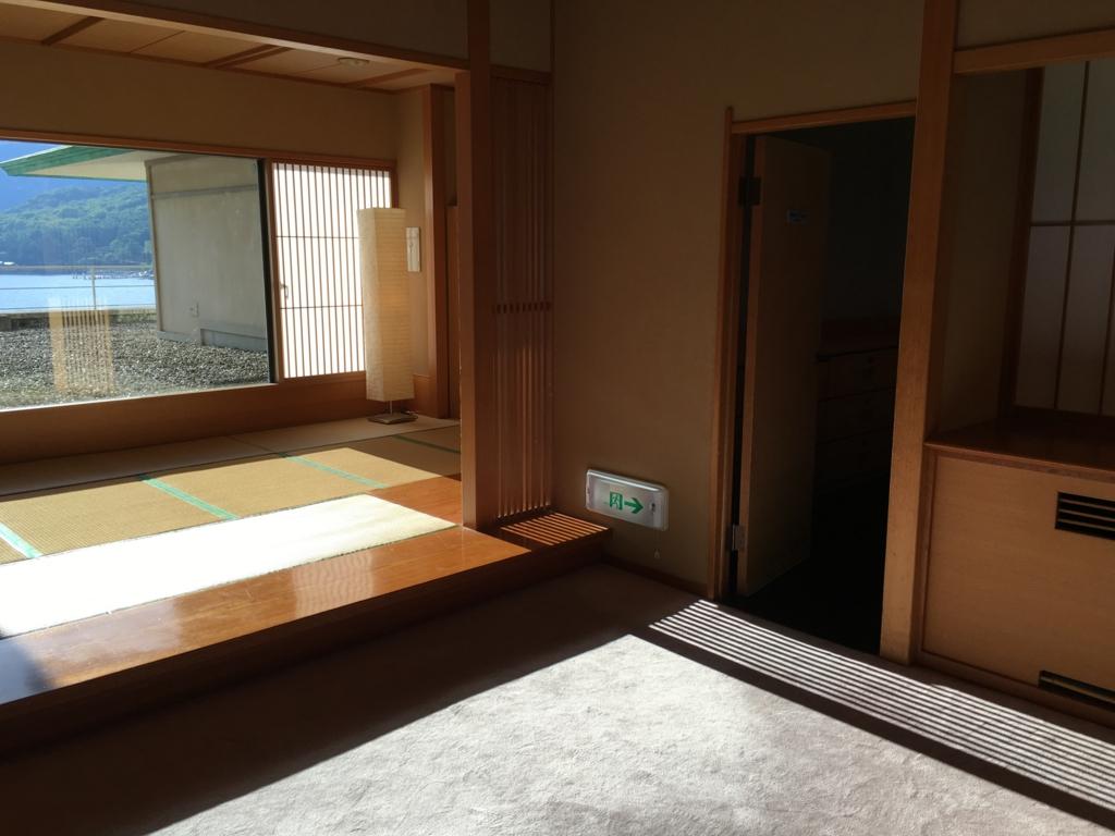 「星野リゾート界 日光」3階 エレベーター口