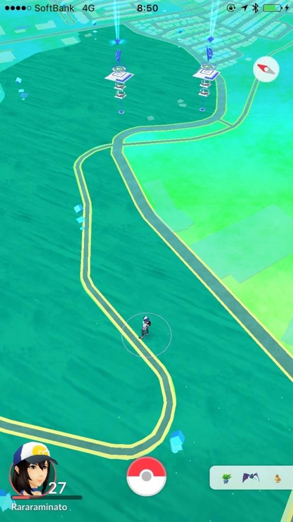「小山内裏公園」ポケモンMAP 右側
