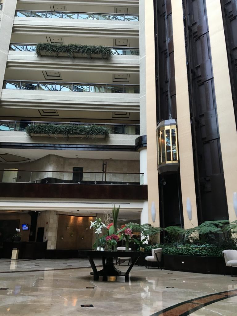 グランド チカル フューテュラ ホテル フロント階