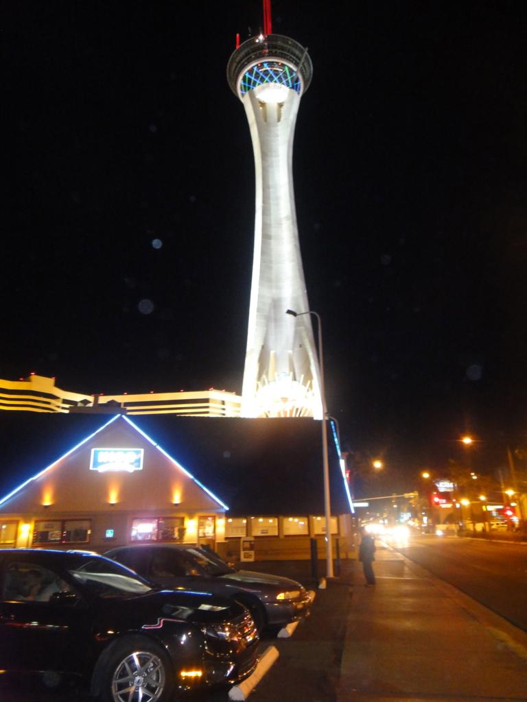 ラスベガス ストラトスフィアタワー