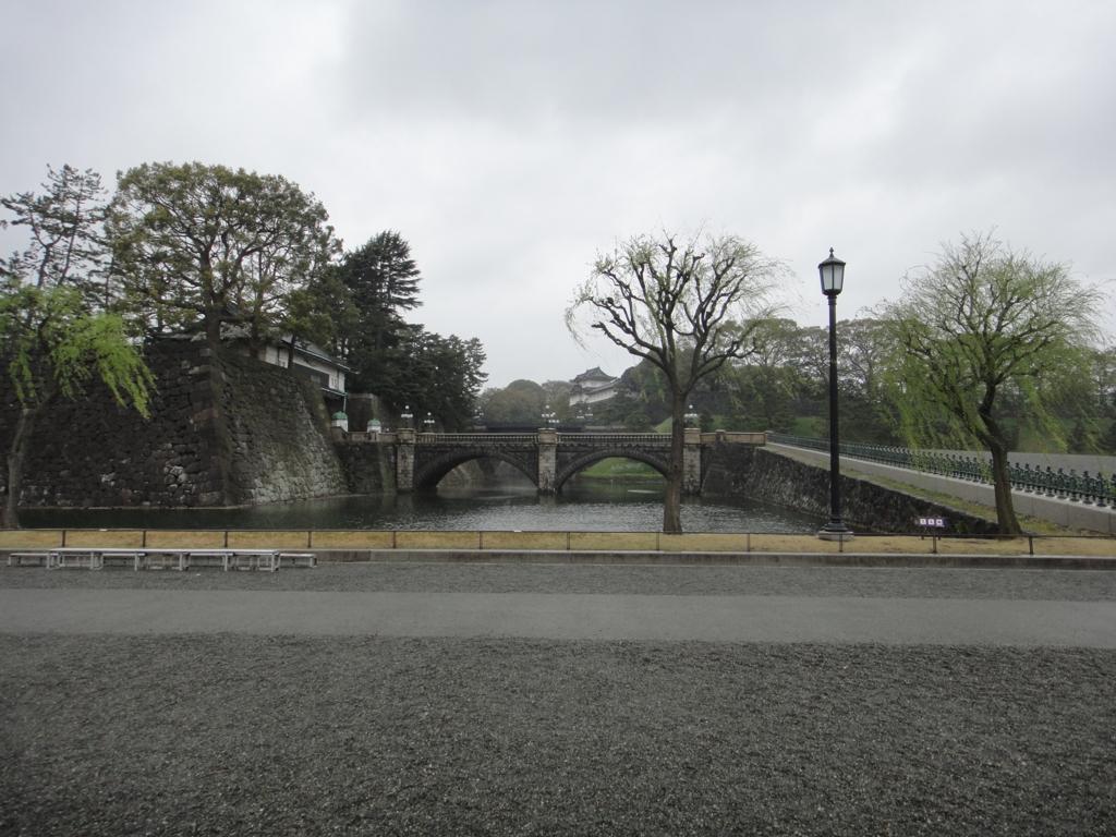 はとバス 定期観光「ゆったり東京めぐり」皇居 二重橋