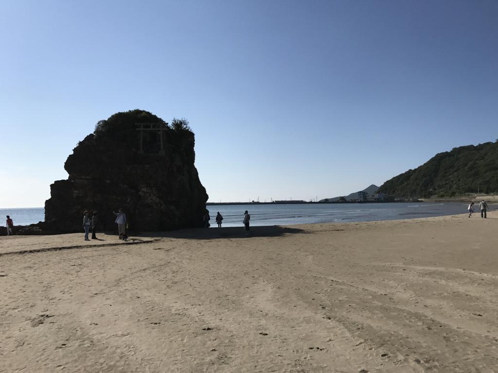 出雲「稲佐の浜」