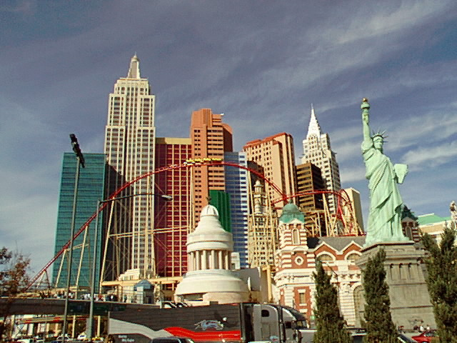 ラスベガス ニューヨークホテル