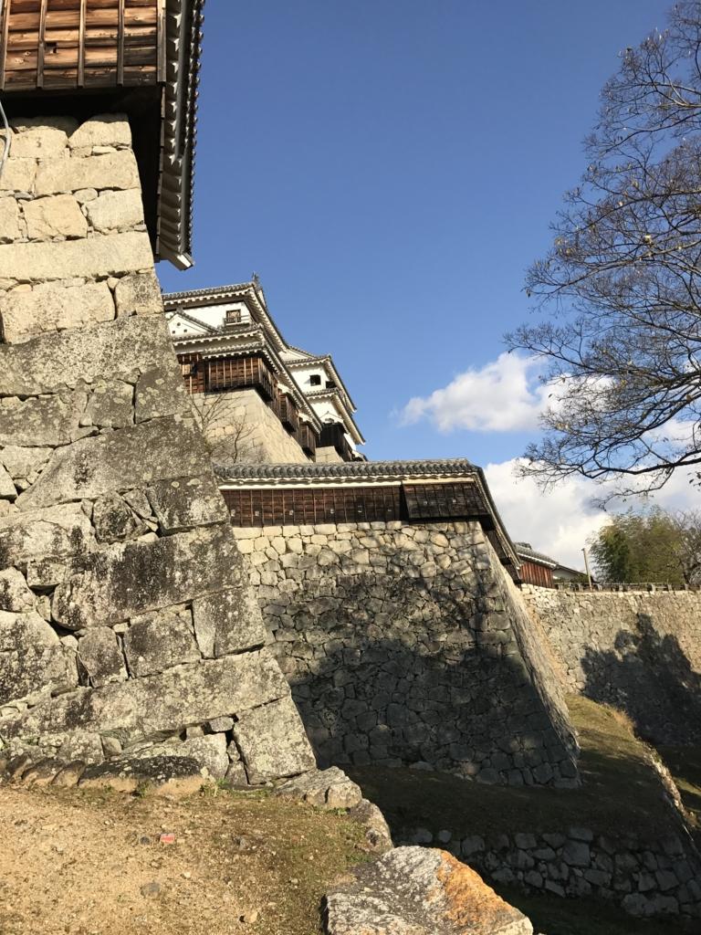 松山城観光 写真spot