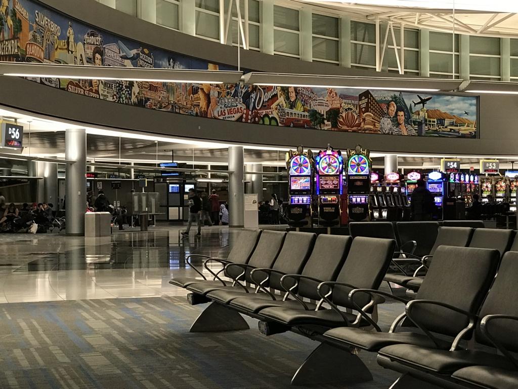 ラスベガス(マッカラン国際)空港