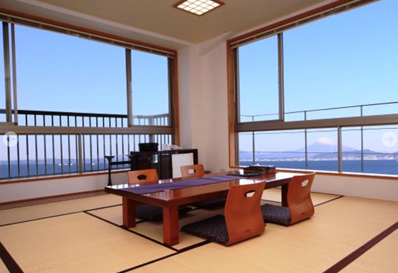 千葉県富津市金谷「天然温泉 海辺の湯」部屋