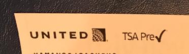 簡易セキュリティ・チェック 「TSA Pre」