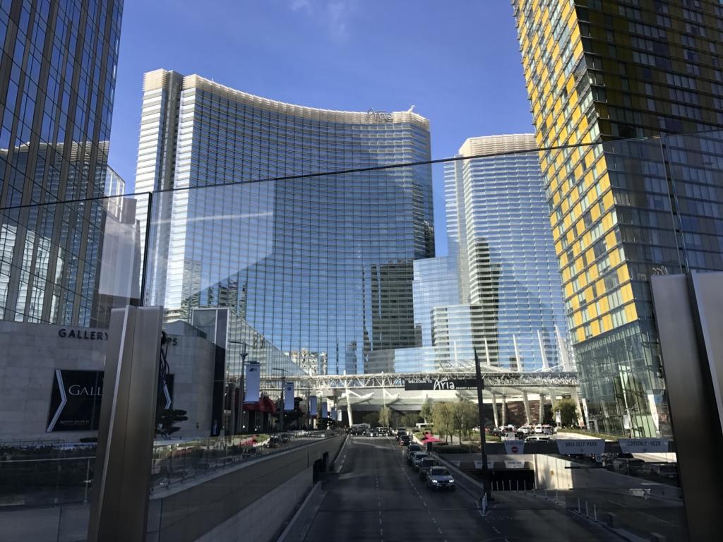 ラスベガス 「ARIA リゾート & カジノ」