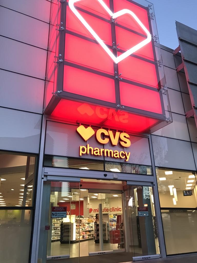 バリーズ・ホテル側 ドラッグストア「CVS pharmacy」