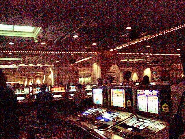1997年 フラミンゴヒルトンホテル カジノ