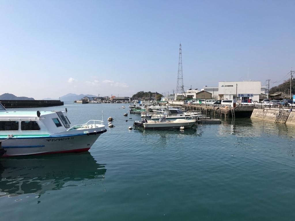 f広島県 忠海港