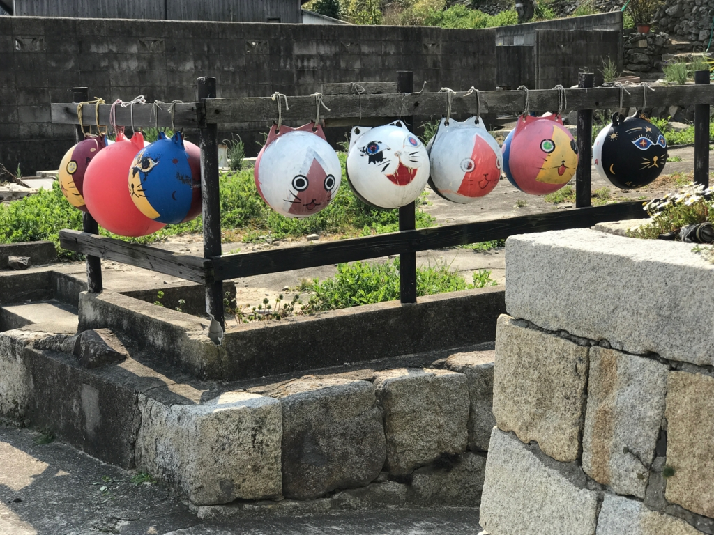 香川県 ねこ島(佐栁島)