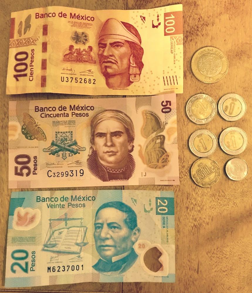 メキシコ 通貨
