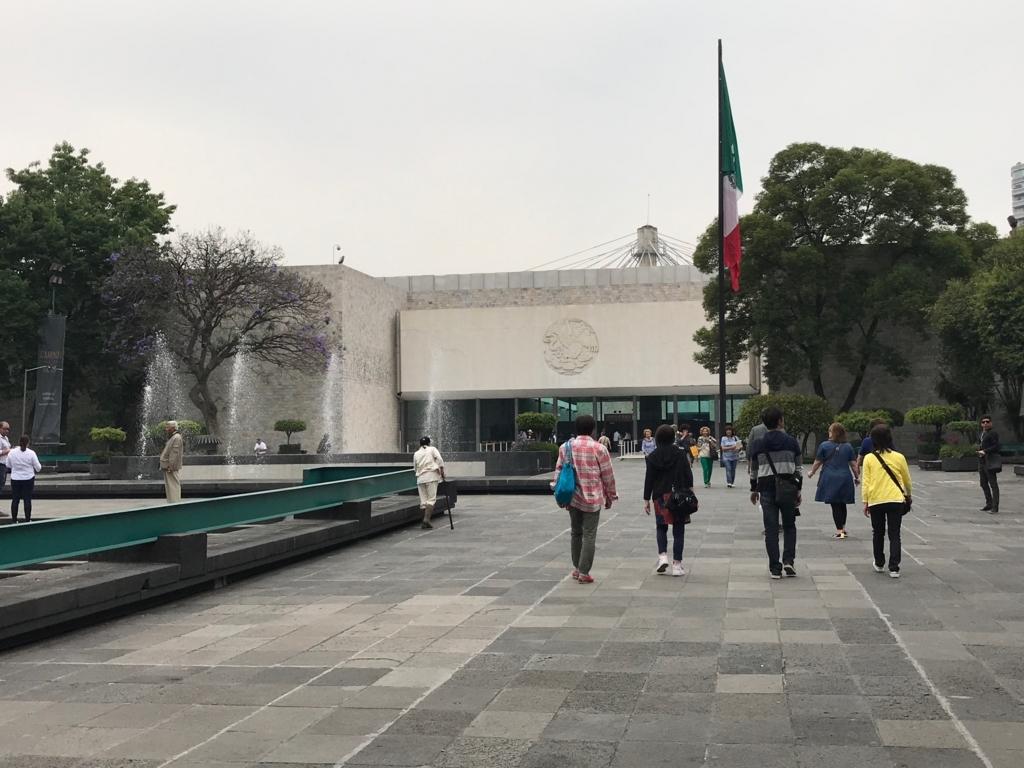メキシコシティ チャプルテペック公園