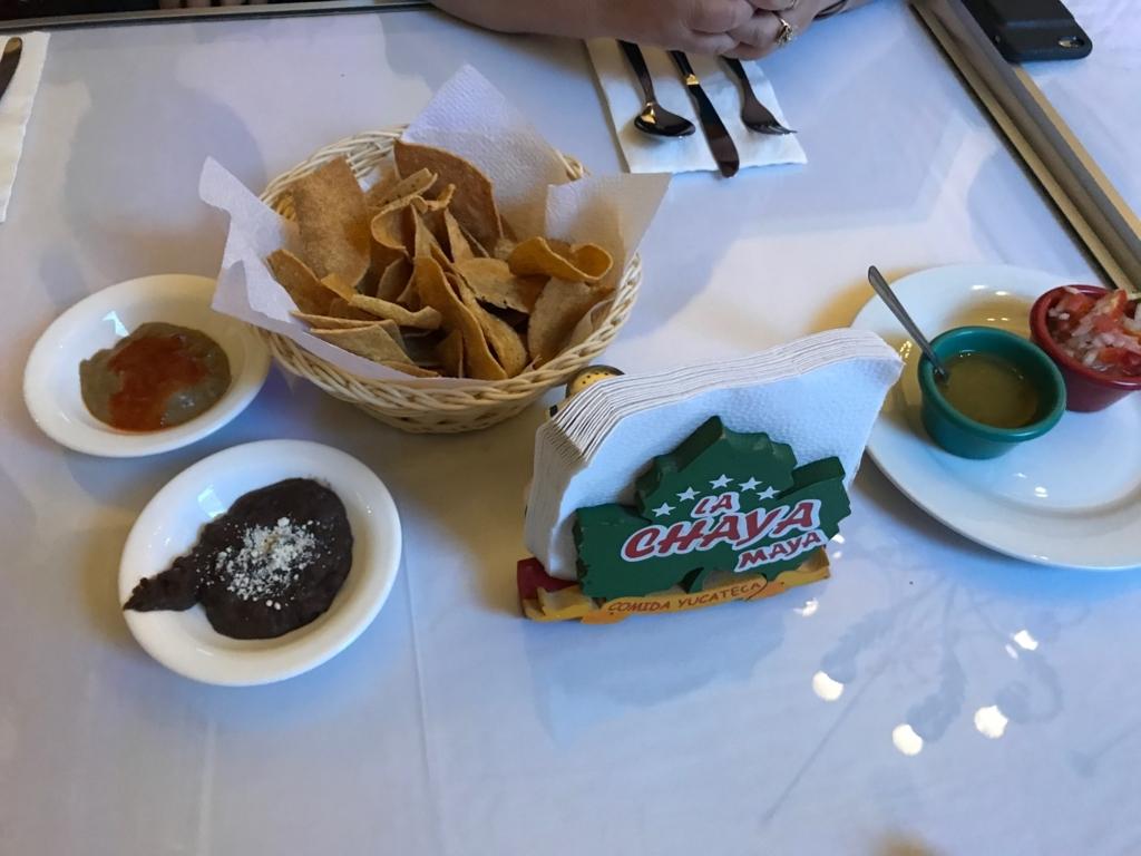 メキシコ メリダ レストラン「La Chaya Maya」