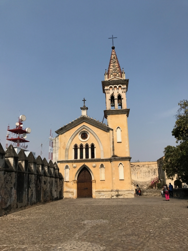 メキシコ クエルナバカ大聖堂 もうひとつの教会