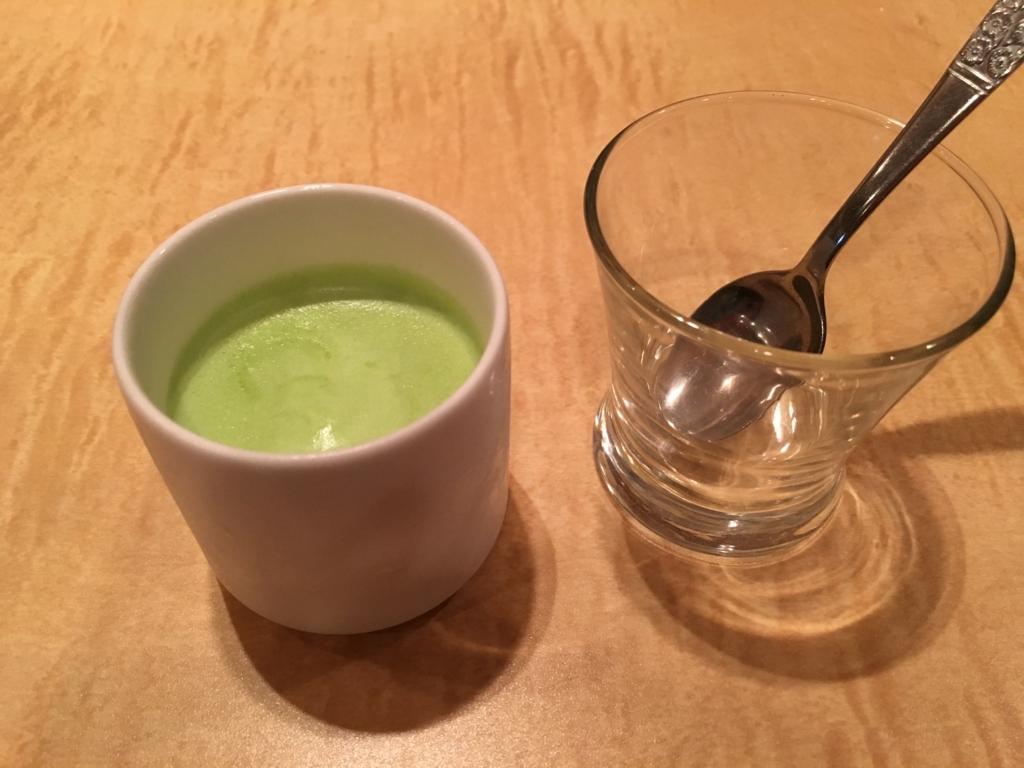 「奈良ロイヤルホテル」日本料理「竹の家」で夕食 デザート