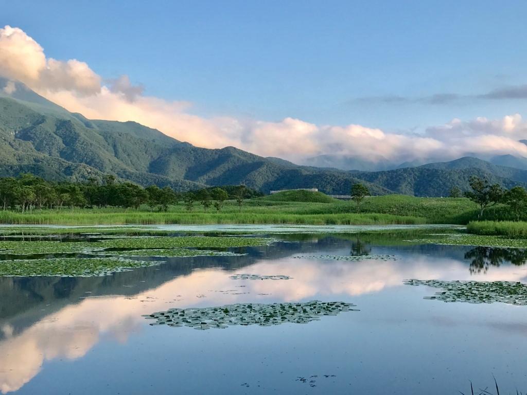 北海道 知床五湖 1湖