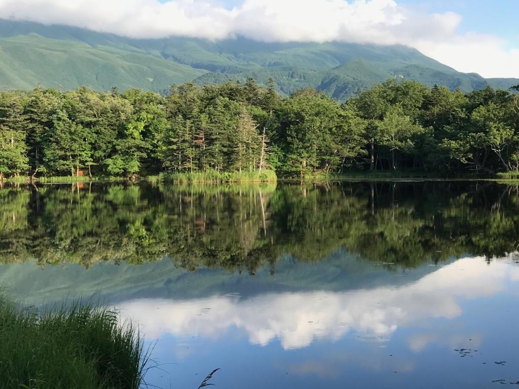 北海道 知床 三湖 前半