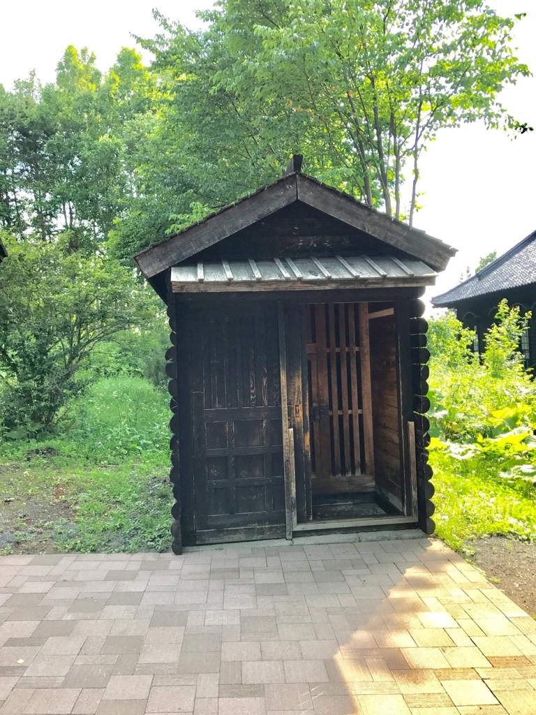 北海道 網走「博物館 網走監獄」独立型独居房
