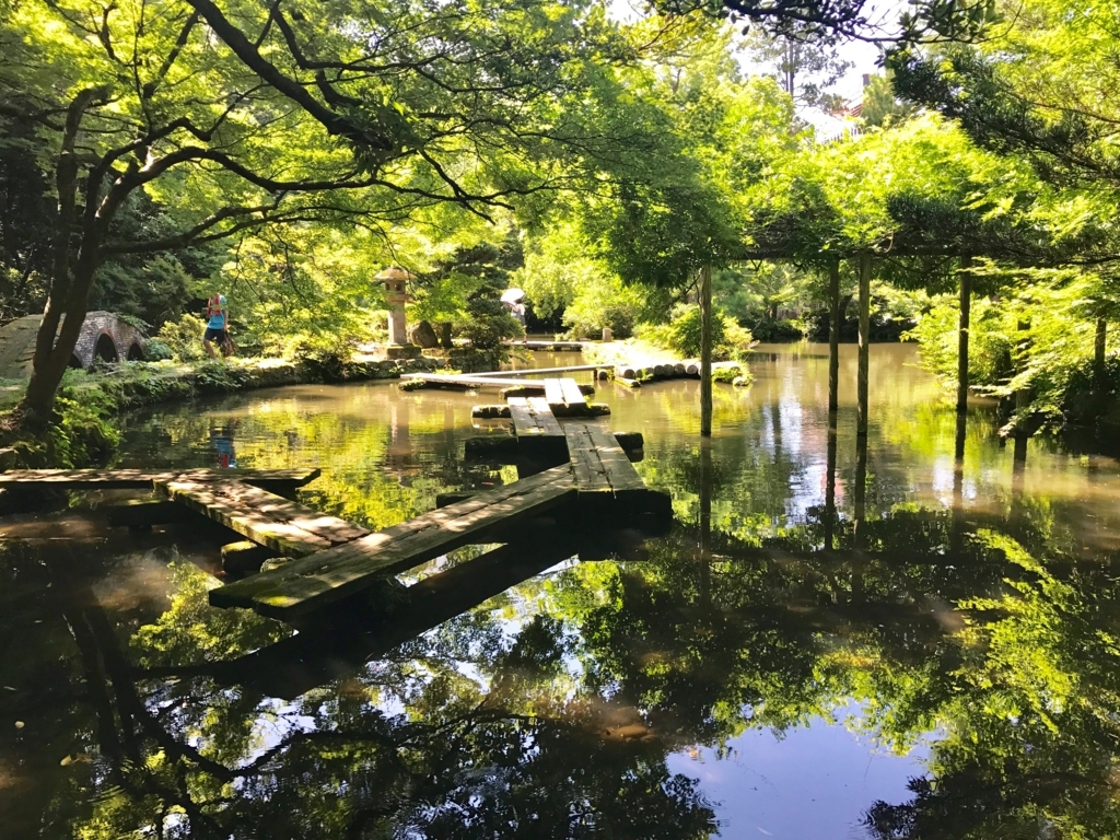 金沢「尾山神社」神苑