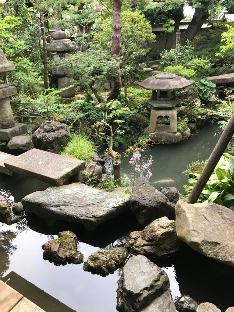金沢 長町武家屋敷街跡 加賀藩千二百石 「野村家屋敷跡」 海外で評価の高い庭