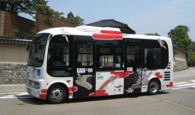 金沢「ふらっとバス」車両 by www4.city.kanazawa.lg.jp