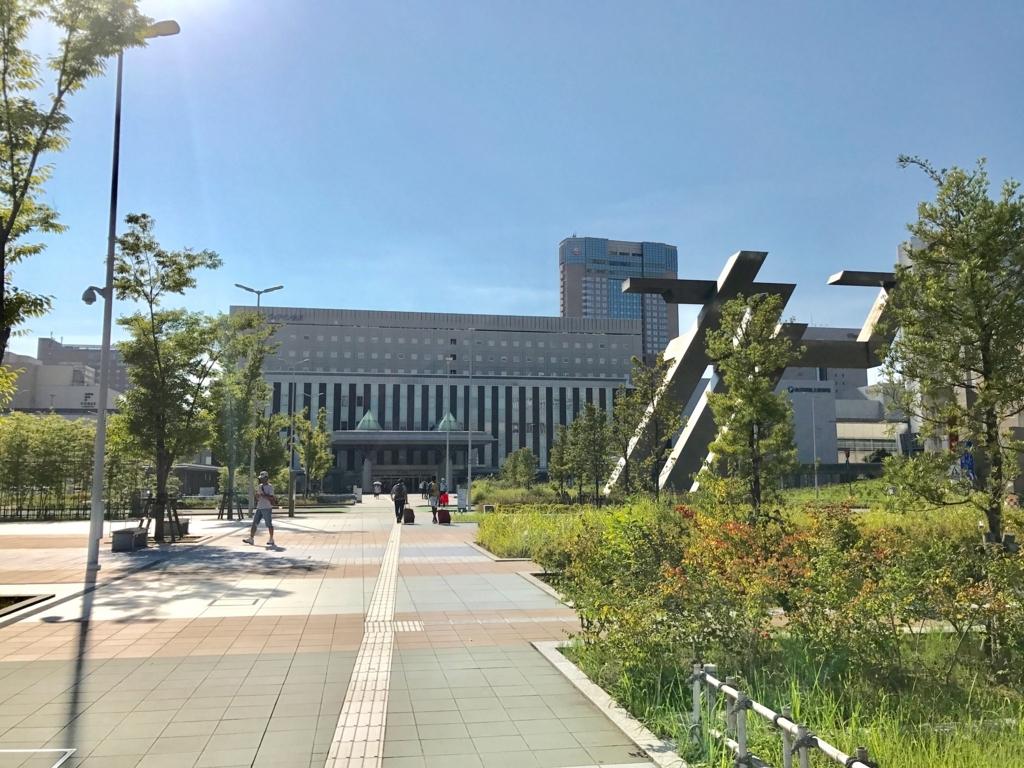 JR金沢駅 西口広場