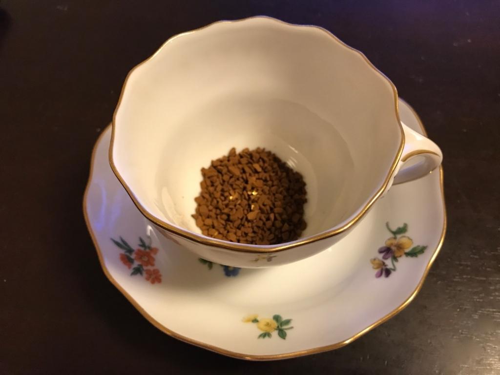 金沢 ひがし茶屋街 「懐華楼」 金箔入りインスタントコーヒー 「かなざわ物語」